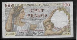 France - 100 Francs Sully - 29-1-1942 - Fayette N°26-65 - TB - 1871-1952 Anciens Francs Circulés Au XXème