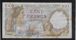 France - 100 Francs Sully - 19-3-1942 - Fayette N°26-68 - TB - 1871-1952 Anciens Francs Circulés Au XXème