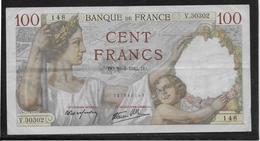 France - 100 Francs Sully - 23-4-1942 - Fayette N°26-70 - TTB - 1871-1952 Anciens Francs Circulés Au XXème