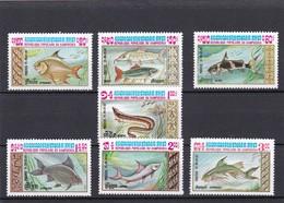 Kampuchea Nº 426 Al 432 - Kampuchea