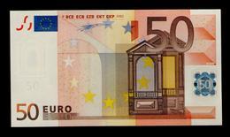 PORTUGAL 50 EURO A1 - H007 - 50 EURO M H007 A1 - Duisemberg - UNC/FDS/NEUF - EURO