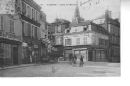 AUXERRE  Place Du Marché - Auxerre