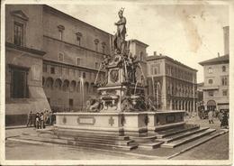 Bologna (E. Romagna) Piazza E Fontana Del Nettuno - Bologna