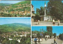 BOSNA AND HERZEGOVINA TRAVNIK, PC , Circulated - Bosnien-Herzegowina