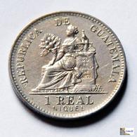 Guatemala - 1 Real - 1911 - Guatemala