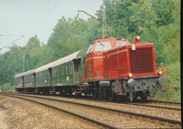 Diesel - Verschieblomotive V 65 011 - Trains