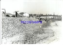 97996 ITALY ABBIATEGRASSO ROAD DEVIATION FOR TURNING LEVEL PASSAGES 18 X 12.5 CM PHOTO NO POSTAL POSTCARD - Fotografia