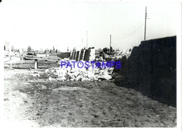 97997 ITALY ABBIATEGRASSO ROAD DEVIATION FOR TURNING LEVEL PASSAGES 18 X 12.5 CM PHOTO NO POSTAL POSTCARD - Fotografia