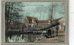 CPA - Environs De BOUTIGNY (91) - JARCY - Aspect Du Moulin Et Des Lavandières Au Bord De L'Essonne Au Début Du Siècle - Autres Communes