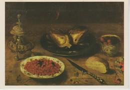 (ART863) OSIAS BEERT. NATURE MORTE A L'ARTICHAUD ... UNUSED - Paintings