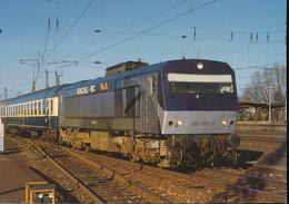 Dieselektr - Streckenlokomotive 202 003 - 0 Uman - Eisenbahnen