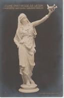 (ART864) JEUNE PRETESSE DE VESTA ... UNUSED - Esculturas