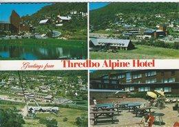 Tredbo Alpine Hotel. Australia.  # 07919 - Hotels & Restaurants