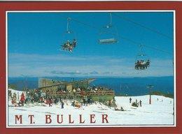 Mt. Buller Ski Resort. Victoria. 2 Cards.  Austalia. # 07921 - Australia