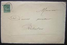 1894 Faire Part De Mariage Monclar Hicher Marssac (tarn) - Wedding