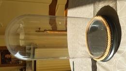 Flemish Antique Glass Dome - Verre & Cristal
