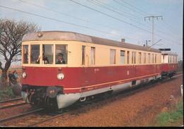 Dieselektr - Triebwagen 185 254-0 - Trenes
