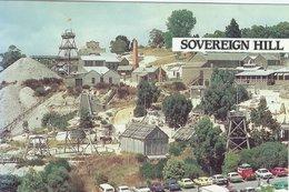 Sovereign Hill.  Goldmining Township Ballarat.  Austalia. # 07923 - Other