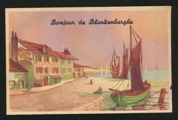 Bonjour De Blankenberghe 1947 - Souvenir De...