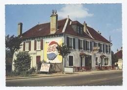 NEUVY-SUR-LOIRE HOTEL  DU NIVERNAIS --RECTO/VERSO- B27 - Altri Comuni
