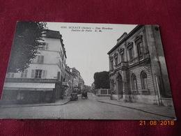 CPA - Sceaux - Rue Houdan - Justice De Paix - Sceaux