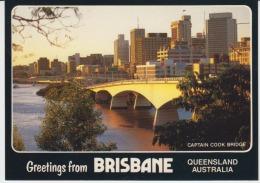 Brisbane Uncirculated Postcard (ask For Verso / Demander Le Verso) - Brisbane