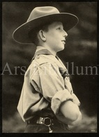 Large Card / Photo Document / ROYALTY / Belgique / België / Prince Baudouin / Prins Boudewijn / Padvinders - Scoutisme
