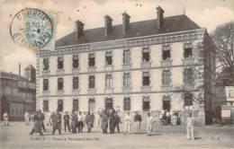 76 - Elbeuf - Caserne Bachelet-d'Amville - Elbeuf