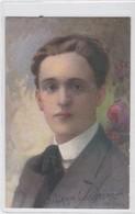 FILIPPO CORRIDONI, ORGANIZZATORE SINDICALISTA. C MONESTIER. LA PROMOLRICE. CIRCA 1920's- BLEUP - Politieke En Militaire Mannen