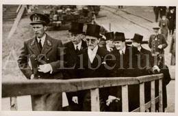 Postcard / ROYALTY / Belgique / België / Roi Leopold III / Koning Leopold III / Hoboken / 1936 - België