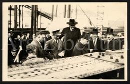 Postcard / ROYALTY / Belgique / België / Roi Leopold III / Koning Leopold III / Hoboken / 1936 - Belgique