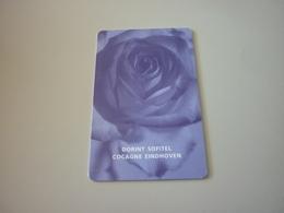 Netherlands Eindhoven Cocagne Dorint Sofitel Hotel Room Key Card - Hotel Keycards