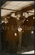 Postcard / ROYALTY / Belgique / België / Roi Leopold III / Koning Leopold III / Foire Commerciale / 1936 - Beroemde Personen