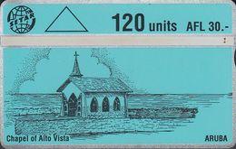 Aruba 8 L&G - Chapel Of Alto Vista 120 Units ,204C - Aruba