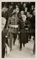 Postcard / ROYALTY / Belgique / België / Roi Leopold III / Koning Leopold III / Foire Commerciale / 1936 / Adolphe Max - Beroemde Personen