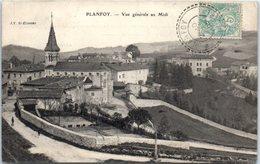 42 - PLANFOY -- Vue Générale Au Midi - Saint Jean Soleymieux