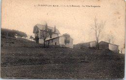 42 - PLANFOY -- La Villa Fougerolle - Saint Jean Soleymieux