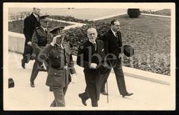 Postcard / ROYALTY / Belgique / België / Roi Leopold III / Koning Leopold III / Foire Commerciale / 1936 / Adolphe Max - Famous People