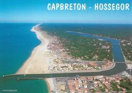 40 Capbreton Hossegor Le Canal Le Lac La Plage L'Océan (2 Scans) - Capbreton