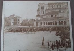 WW1 Reggimento Cavalleggeri Lodi Sofia Bulgaria 1918 - Guerra, Militari