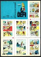 """Mini-récit N° 184 """" PONY DANS: LE DEFI """" De DE GIETER - Suplément à Spirou - Non Monté. - Spirou Magazine"""
