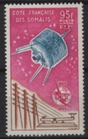Cote Somalis (1965) Yv. Av. 42  /  Espace - Space - Spaceship - Satellite - Gezamelijke Uitgaven