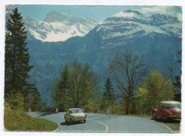 Brünig-Pass (Berner Oberland - Luzern) - Wildgerst Oltschilburg - BE Berne