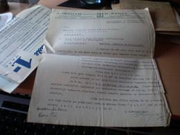 Beograd D Stolc 1942 - Facturas & Documentos Mercantiles