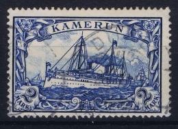 Deutsch Kamerun : Mi 17 Stempel DUALA - Kolonie: Kamerun
