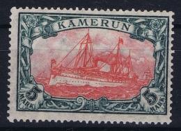Deutsch Kamerun : Mi  25 I B MH/* Flz/ Charniere  25:17 - Kolonie: Kamerun