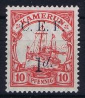Deutsch Kamerun : Mi  3b   Brit. Besetsung  Postfrisch/neuf Sans Charniere /MNH/** - Kolonie: Kamerun