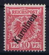 Deutsch Karolinen : Mi  3 II Postfrisch/neuf Sans Charniere /MNH/** - Kolonie: Karolinen
