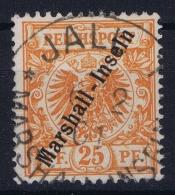 Maschall Inseln : Mi 11b  Obl./Gestempelt/used  Signed/ Signé/signiert/ Approvato BPP - Kolonie: Marshall-Inseln