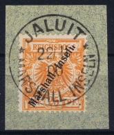 Maschall Inseln : Mi 11b  Obl./Gestempelt/used  Signed/ Signé/signiert/ Approvato - Kolonie: Marshall-Inseln